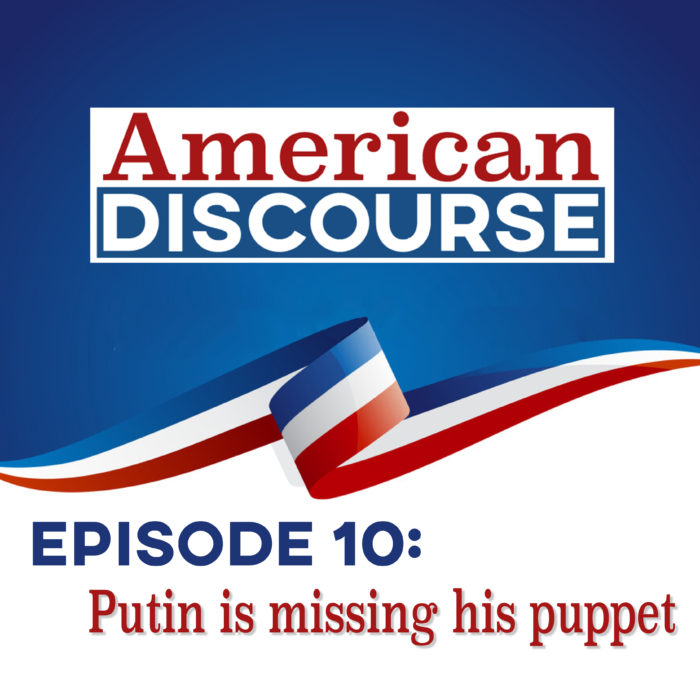 Episode 10: Putin Is Missing His Puppet