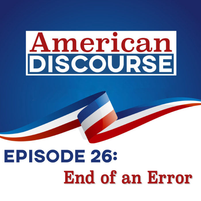 Episode 26: End of an Error